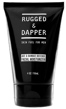 RUGGED & DAPPER Age Defense Face Moisturizer for Men